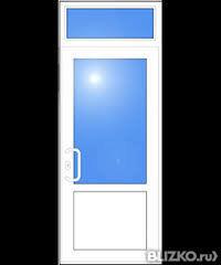 дверь входная 900х2100
