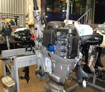 ремонт отечественных лодочных моторов в москве