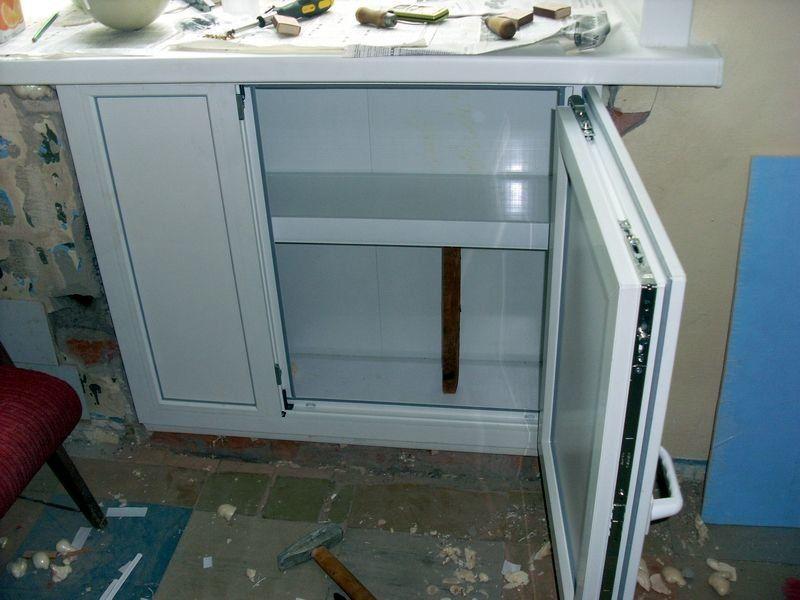 Сделать зимний холодильник своими руками 82