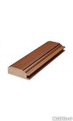 Мебельный профиль мдф ру105п 55х17х2400 мм от компании нью-т.