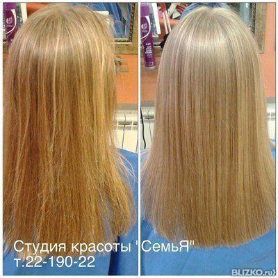 Волосы по лопатки
