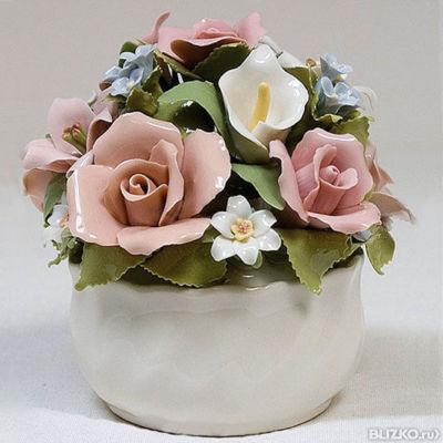 Napoleon фарфор купить цветы цветы в морках купить