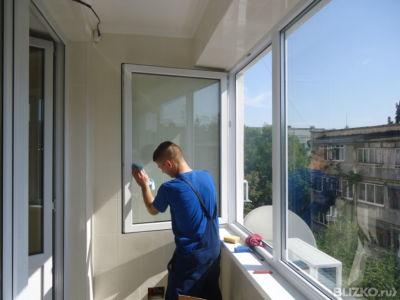 Мойка балконов и лоджий по лучшим ценам в москве - ск глобал.