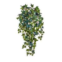 Плющ искусственный кустзеленый, 50см.