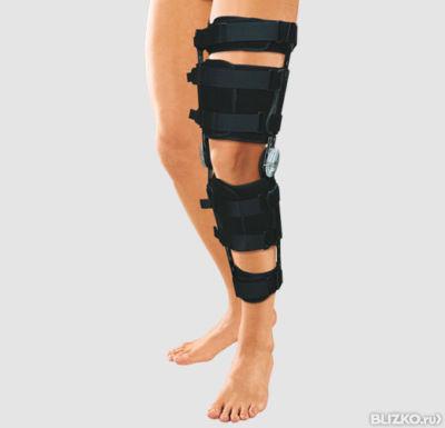 Ортез на коленный сустав в уфе цены производители эндопротезов тазобедренного сустава