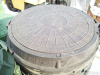 Люк канализационныйполимер/компoз.(до3/тонн)