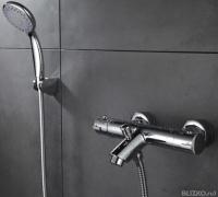 Смеситель с термостатом купить в калининграде благоустроенная ванная комната